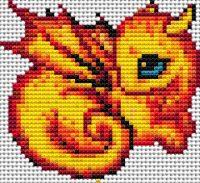 Golden Baby Dragon icon