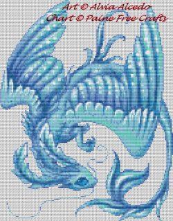 Little Azure Dragon