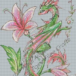 Wild Flower Dragon