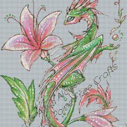 Wild Flower Dragon