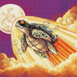 Song of the Space Turtle