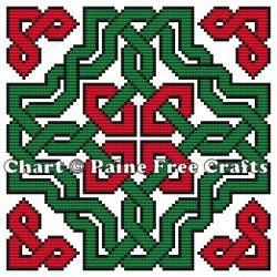 Celtic Knot PFCB01