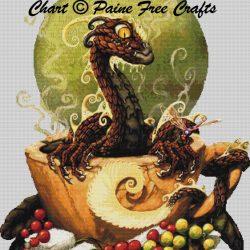 Coffee Sea Dragon