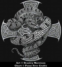 Snake Cross