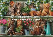 Kitchen Cats