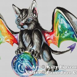 Rainbow Kitty Dragon