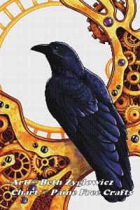 Clockwork Crow
