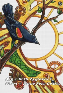 Clockwork Blackbird