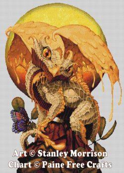 Peanut Butter Dragon