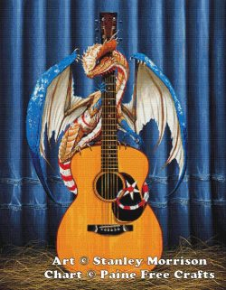 Country Music Dragon
