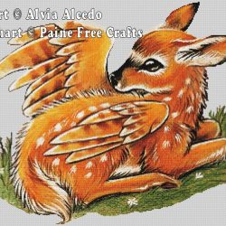 Winged Fawn