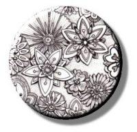 Floral (Needleminder)