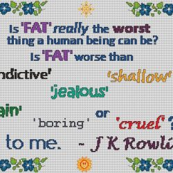 """Fat"" quote"