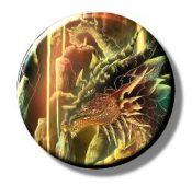 Lava Dragon (Needleminder)