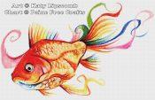 Rainbow Goldfish II
