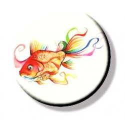 Rainbow Goldfish II (Needleminder)