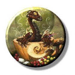 Coffee Sea Dragon (Needleminder)