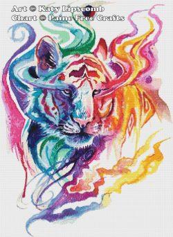 Cosmos Tiger