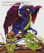 Grape Jelly Dragon