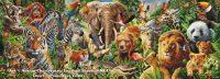 Animal Mix Panorama