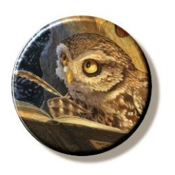 A Wise Old Owl (Needleminder)