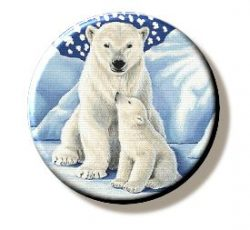 Polar Bears (Needleminder)