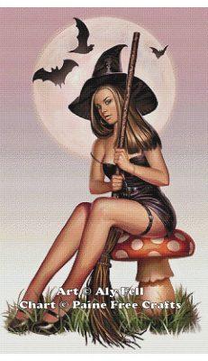 Rowan, the Witch next door