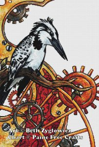 Clockwork Kingfisher