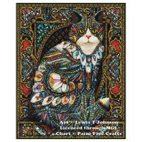 The Jewelled Cat