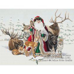 Santa's Friends