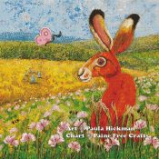 Holmsey Hare In Clover