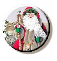 Santa's Friends (Needleminder)