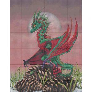 Cranberry Dragon