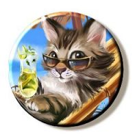 Fisher Cat (Needleminder)
