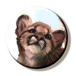 Baby Cougar (needleminder)