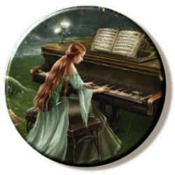 Forest Piano (Needleminder)