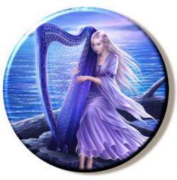 Midnight Harp (Needleminder)