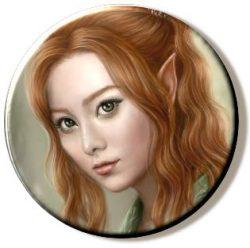 Queen of the Secret Garden (Needleminder)