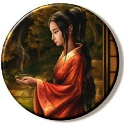 Tea Ceremony (Needleminder)