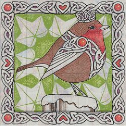 Celtic Robin