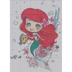 The Little Mermaid (Ariel)