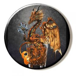 Old Fashioned Dragon (Needleminder)