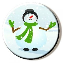Snowman (Needleminder)