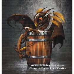 Dark Beer Dragon