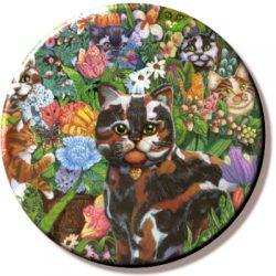 Kitty Garden (Needleminder)