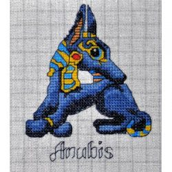 A is for… Anubis