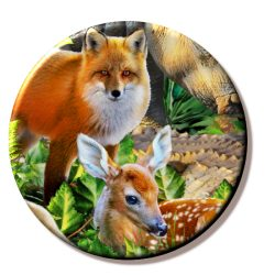 Animal Mix – Fox & Deer (Needleminder)