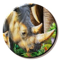 Animal Mix – Rhino (Needleminder)
