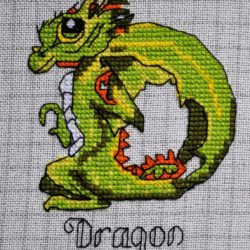 D is for… Dragon