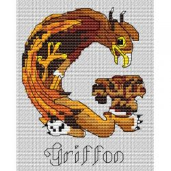 G is for … Griffon